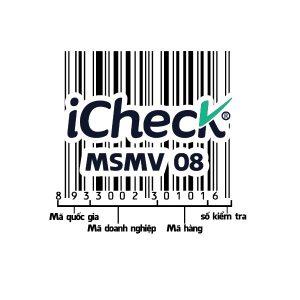 Đăng kí mã số mã vạch 8 chữ số